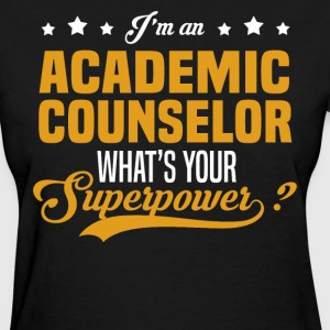 Academic Counselor T-Shirts - Women's T-Shirt