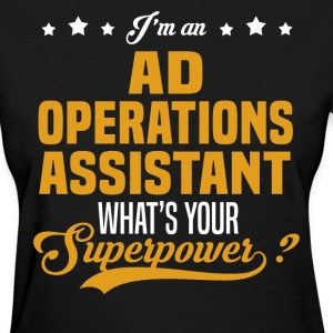 Ad Operations Assistant T-Shirts - Women's T-Shirt
