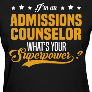 Admissions Counselor T-Shirts - Women's T-Shirt