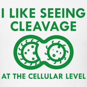 Cleavage - Men's T-Shirt