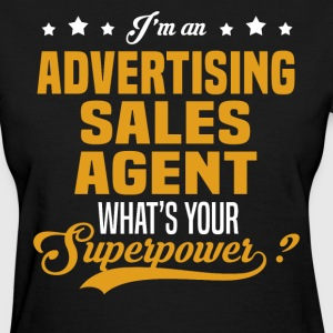 Advertising Sales Agent T-Shirts - Women's T-Shirt