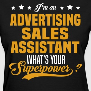 Advertising Sales Assistant T-Shirts - Women's T-Shirt