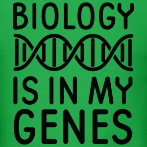 Biology - Men's T-Shirt
