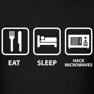 Hack Microwaves - Men's T-Shirt