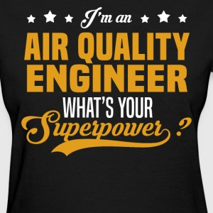 Air Quality Engineer T-Shirts - Women's T-Shirt