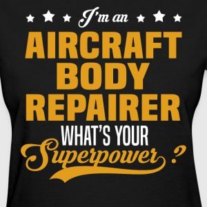 Aircraft Body Repairer T-Shirts - Women's T-Shirt