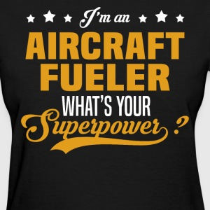 Aircraft Fueler T-Shirts - Women's T-Shirt