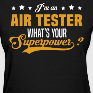 Air Tester T-Shirts - Women's T-Shirt
