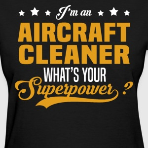 Aircraft Cleaner T-Shirts - Women's T-Shirt