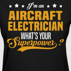 Aircraft Electrician T-Shirts - Women's T-Shirt