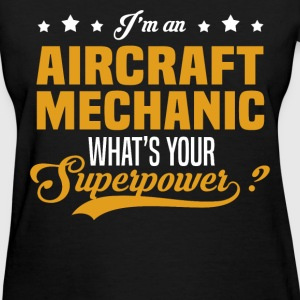Aircraft Mechanic T-Shirts - Women's T-Shirt