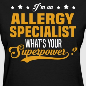Allergy Specialist T-Shirts - Women's T-Shirt