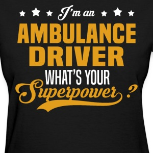Ambulance Driver T-Shirts - Women's T-Shirt