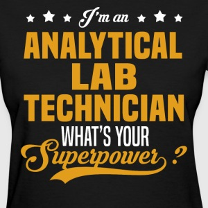 Analytical Lab Technician T-Shirts - Women's T-Shirt