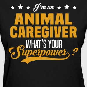 Animal Caregiver T-Shirts - Women's T-Shirt