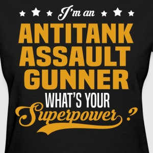 Antitank Assault Gunner T-Shirts - Women's T-Shirt