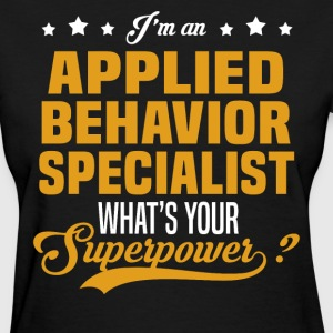 Applied Behavior Specialist T-Shirts - Women's T-Shirt