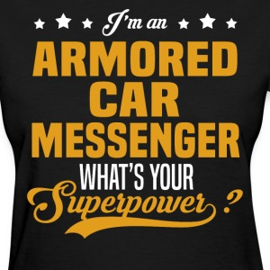 Armored Car Messenger T-Shirts - Women's T-Shirt