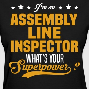 Assembly Line Inspector T-Shirts - Women's T-Shirt
