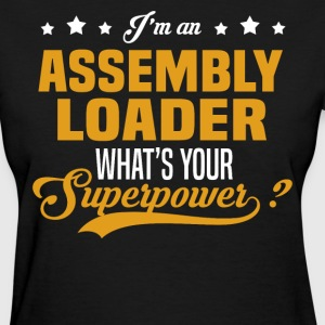 Assembly Loader T-Shirts - Women's T-Shirt