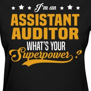 Assistant Auditor T-Shirts - Women's T-Shirt
