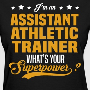 Assistant Athletic Trainer T-Shirts - Women's T-Shirt