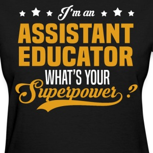 Assistant Educator T-Shirts - Women's T-Shirt