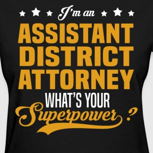 Assistant District Attorney T-Shirts - Women's T-Shirt