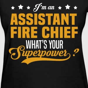 Assistant Fire Chief T-Shirts - Women's T-Shirt