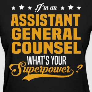 Assistant General Counsel T-Shirts - Women's T-Shirt