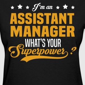 Assistant Manager T-Shirts - Women's T-Shirt