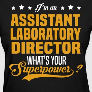 Assistant Laboratory Director T-Shirts - Women's T-Shirt