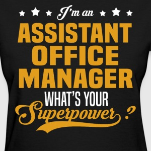 Assistant Office Manager T-Shirts - Women's T-Shirt