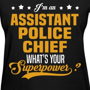 Assistant Police Chief T-Shirts - Women's T-Shirt
