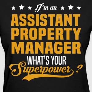 Assistant Property Manager T-Shirts - Women's T-Shirt