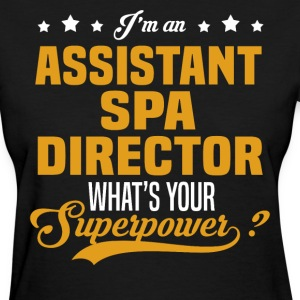 Assistant Spa Director T-Shirts - Women's T-Shirt