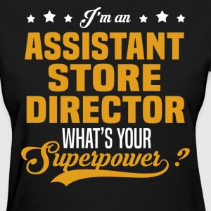 Assistant Store Director T-Shirts - Women's T-Shirt