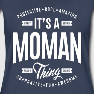 Moman Thing T-shirt - Women's Premium T-Shirt