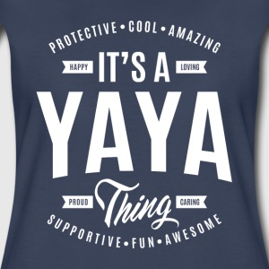 Yaya Thing T-shirt - Women's Premium T-Shirt
