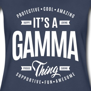Gamma Thing T-shirt - Women's Premium T-Shirt