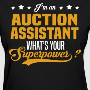 Auction Assistant T-Shirts - Women's T-Shirt