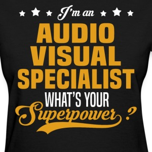 Audio Visual Specialist T-Shirts - Women's T-Shirt
