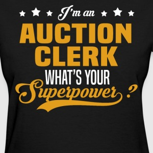 Auction Clerk T-Shirts - Women's T-Shirt