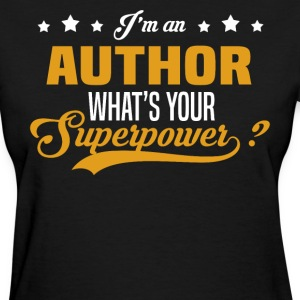 Author T-Shirts - Women's T-Shirt