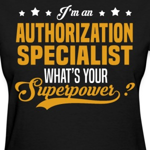 Authorization Specialist T-Shirts - Women's T-Shirt
