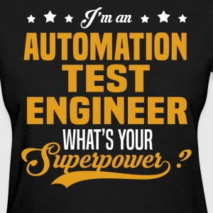 Automation Test Engineer T-Shirts - Women's T-Shirt