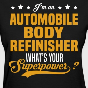 Automobile Body Refinisher T-Shirts - Women's T-Shirt