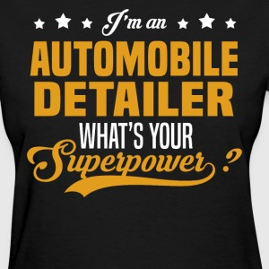Automobile Detailer T-Shirts - Women's T-Shirt