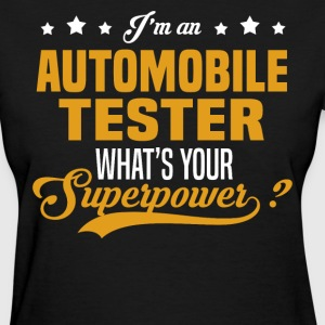 Automobile Tester T-Shirts - Women's T-Shirt