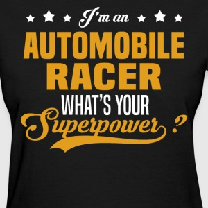 Automobile Racer T-Shirts - Women's T-Shirt